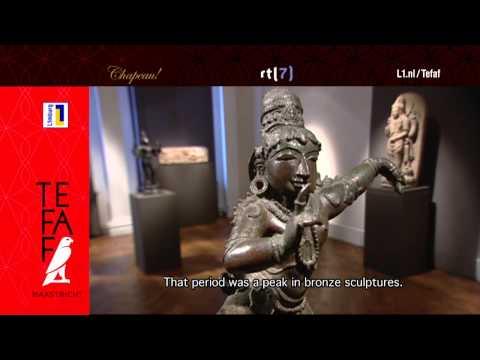 TEFAF TV News 12-03
