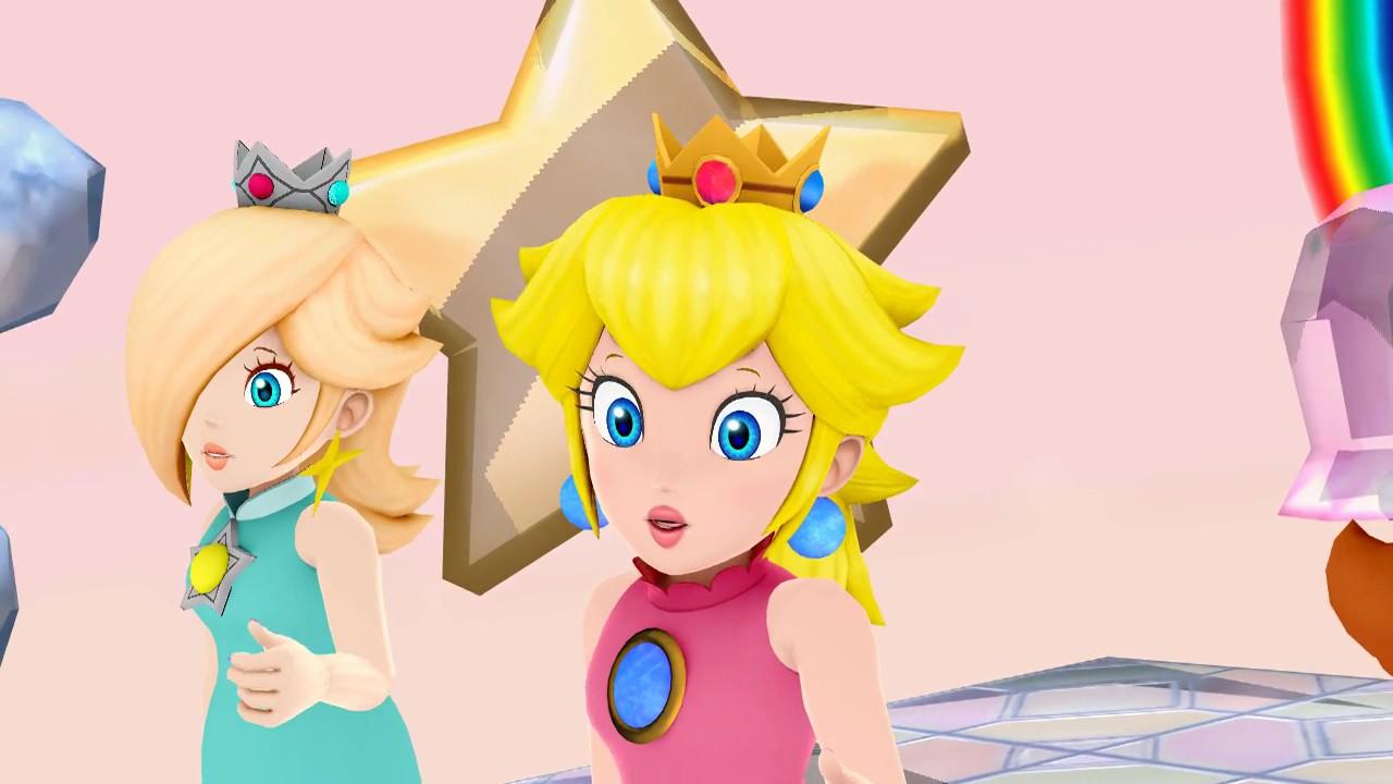 [MMD] Peach, Daisy, and Rosalina - Safe by PrincessPeachCutie
