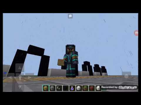 How to build a portal network and a enchanted flint and steel