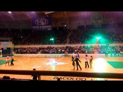 Dancesport Latin American 2016