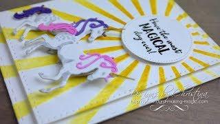 Papercraft Essentials 147 (PE147) - Happy Hooves