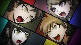 Danganronpa: Ultimate - Fanmade Opening for the Entire Game Series