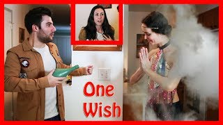Never Make a Wish Using Google Translate (Body Swap)