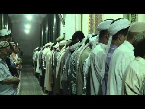 İdgah Camisinde Sabah Namazi