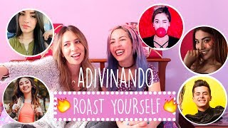 ADIVINA EL ROAST YOURSELF CHALLENGE Ft. Nancy Loaiza ¡La Pereztroica!