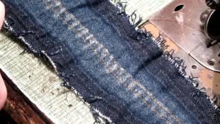Как сделать имитацию потертости на джинсах(Обещанное мной видео, о том как сделать имитацию потертости на джинсах. Без использования, средств которые..., 2013-10-01T22:29:16.000Z)