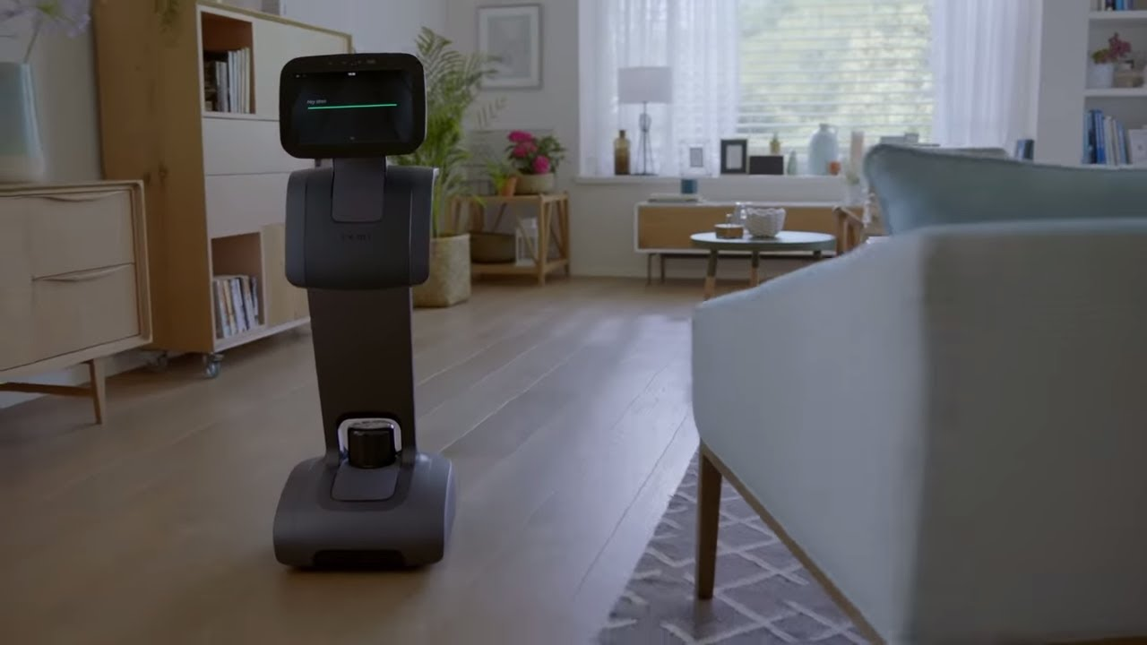 Download temi: The Personal Robot