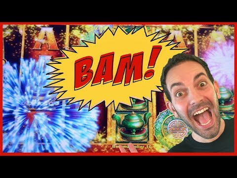 🔥 Progressive Chasing & looking for a💥 BAM! ✦#CopyCat💗 ✦ Slot Machine Pokies w Brian Christopher