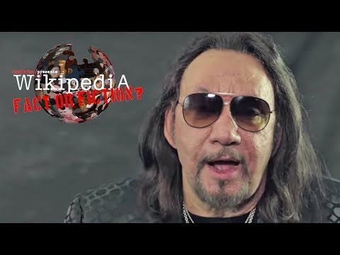 KISS Legend Ace Frehley - Wikipedia: Fact or Fiction? (Part 2)