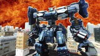 Earth Defense Force: Rockem Sockem Bugbots