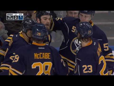 Los Angeles Kings vs Buffalo Sabres | NHL | 13-DEC-2016