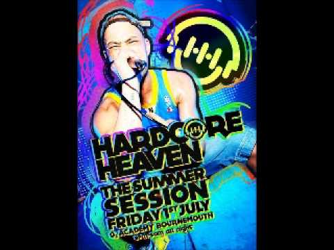 Sy and unknown @ Hardcore Heaven Summer Session 2011 - Clit Commander