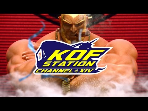 THE KING OF FIGHTERS XIV: KOF Station #2