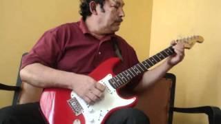 """""""LA DANZA DE LOS MIRLOS"""" -- """"CUMBIA DE LOS PAJARITOS"""" por Daniel Cano G. (cover guitarra)"""