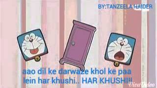 Doraemon latest song|lyrics|hindi