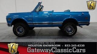 1970 Chevrolet K5 Blazer Houston Texas
