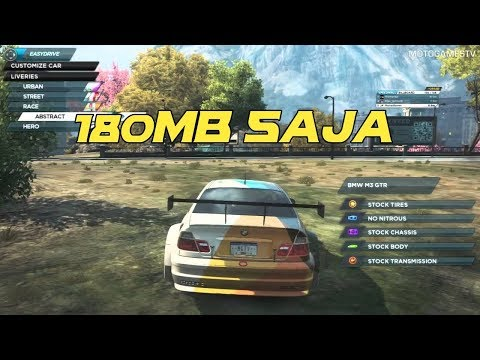 DOWNLOAD NFS Most Wanted PPSSPP Android