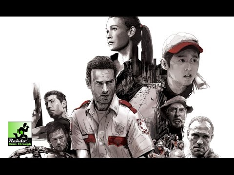 Walking Dead: No Sanctuary Gameplay Runthrough