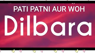 Dilbara Lyrics Full Song RemixOS Music