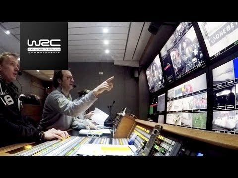 WRC TV 2018: ALL LIVE TV Production