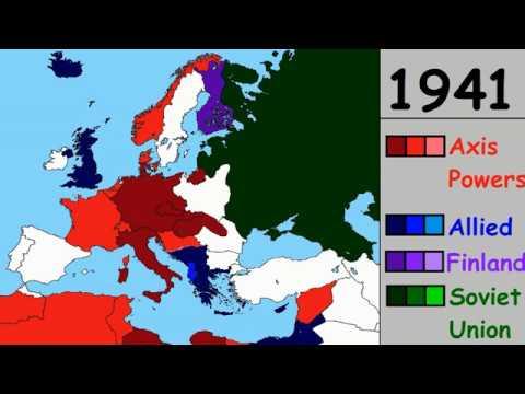 Alternate World War II (Allied victory)