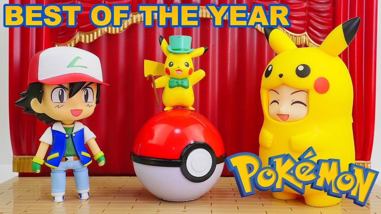 Pokemon Toys Right : Pokemon toys videos best of the year youtube