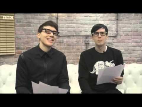 Dan and Phil Radio Show - February 1st, 2016