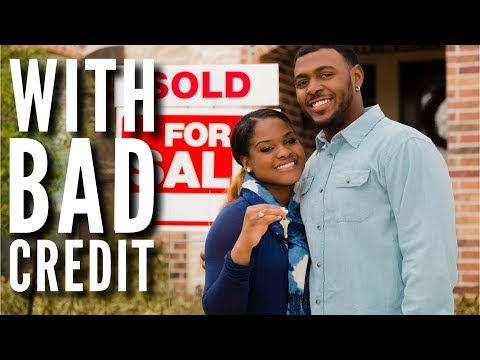 How to buy a house with bad credit within 90 Days | First time home buyer Loan