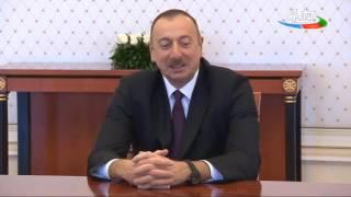 Prezident İlham Əliyev Türkiyənin qida, kənd təsərrüfatı və heyvandarlıq nazirini qəbul edib