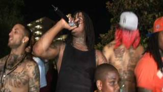 O lets Do it - Waka Flocka Flame LiVE in O-Town