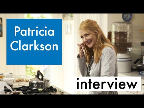 Patricia Clarkson On 'Learning To Drive,' Working With Ben Kingsley