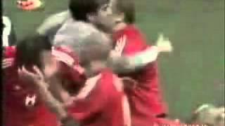 İlhan Mansız hiç bir Türk unutamaz bu golü (ALTIN GOL)