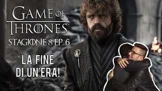 GAME OF THRONES 8X06 RECENSIONE E ANALISI (IL TRONO DI SPADE 8X06) | THE IRON THRONE