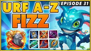 *PERMANENT UNTARGETABLITY* THE BEST CARRY IN URF (A-Z EPISODE 30) - BunnyFuFuu | URF