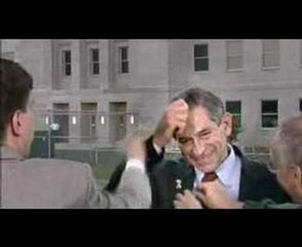 Paul Wolfowitz Goes to Fashion Extremes in 'Fahrenheit 9/11'