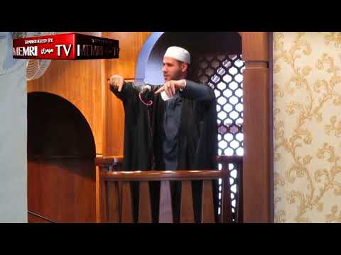Jordanian Friday Sermon: Allah Gathered Jews In Palestine So It Would Be Possible to Annihilate Them
