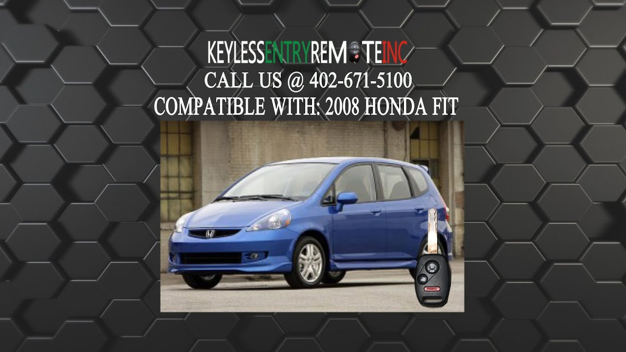 Beautiful How To Replace Honda Fit Key Fob Battery 2008