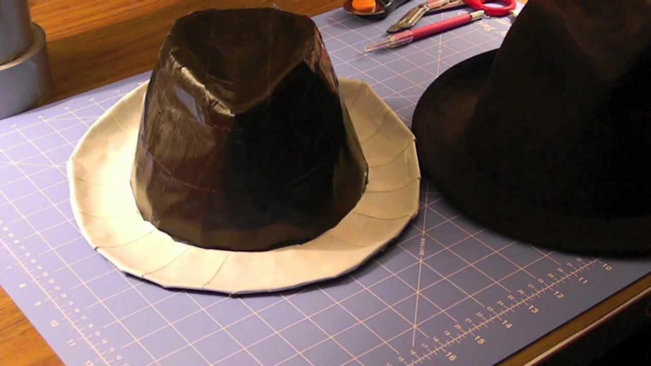 How To Make A Fedora Hat Cake