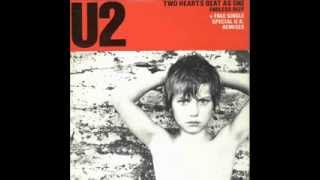 TWO HEARTS BEAT AS ONE (Special US Remix)  -  U2
