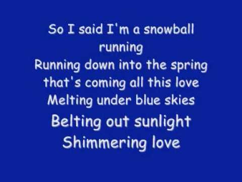 Counting crows - Accidentally in love lyrics