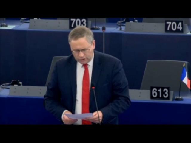 Gilles Lebreton sur la relocalisation des migrants au sein des États membres de l'UE