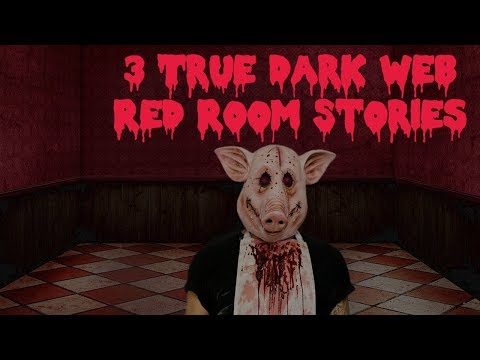 3 CHILLING STORIES OF DARK WEB RED ROOMS