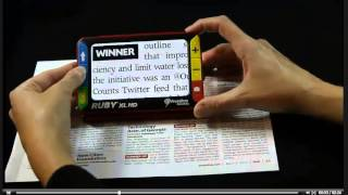 RUBY XL HD - High-Definition Handheld Video Magnifier