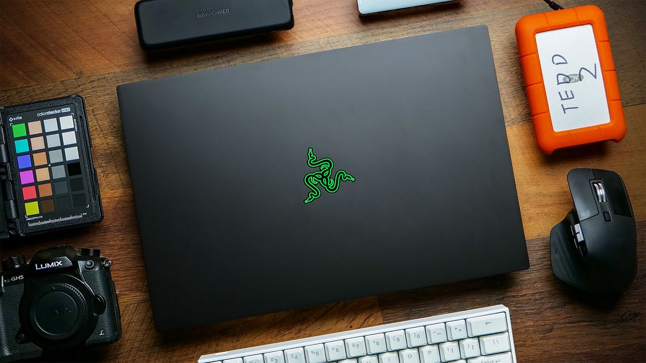 Can YOU Use the 2020 Razer Blade 15 as Your Only Video Editing Computer?!