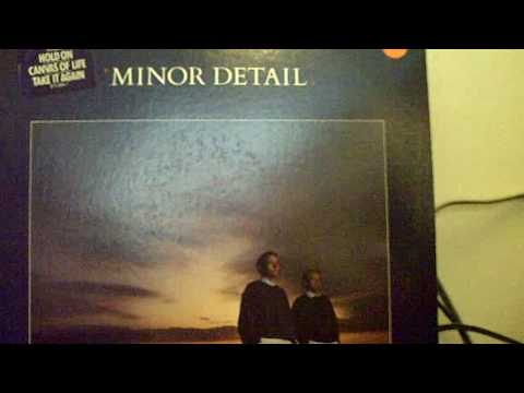 Minor Detail - Canvas Of Life LP Record A Side - Song 1
