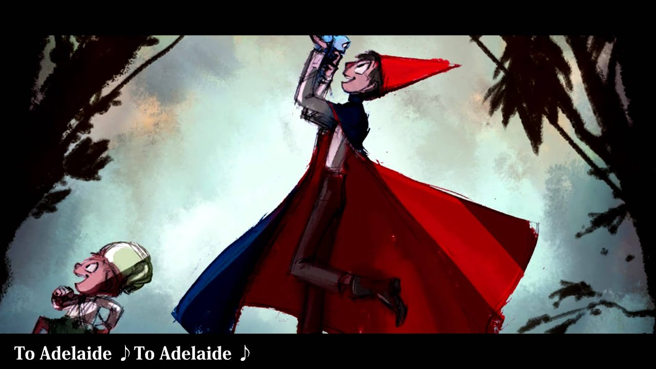 The adelaide parade over the garden wall guitar ver - Watch over the garden wall online free ...