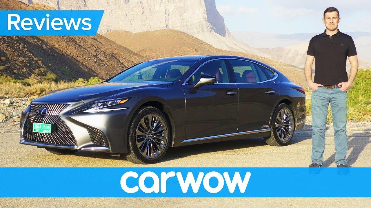 New Lexus LS 2018 review - finally better than a Mercedes S-Cl ...
