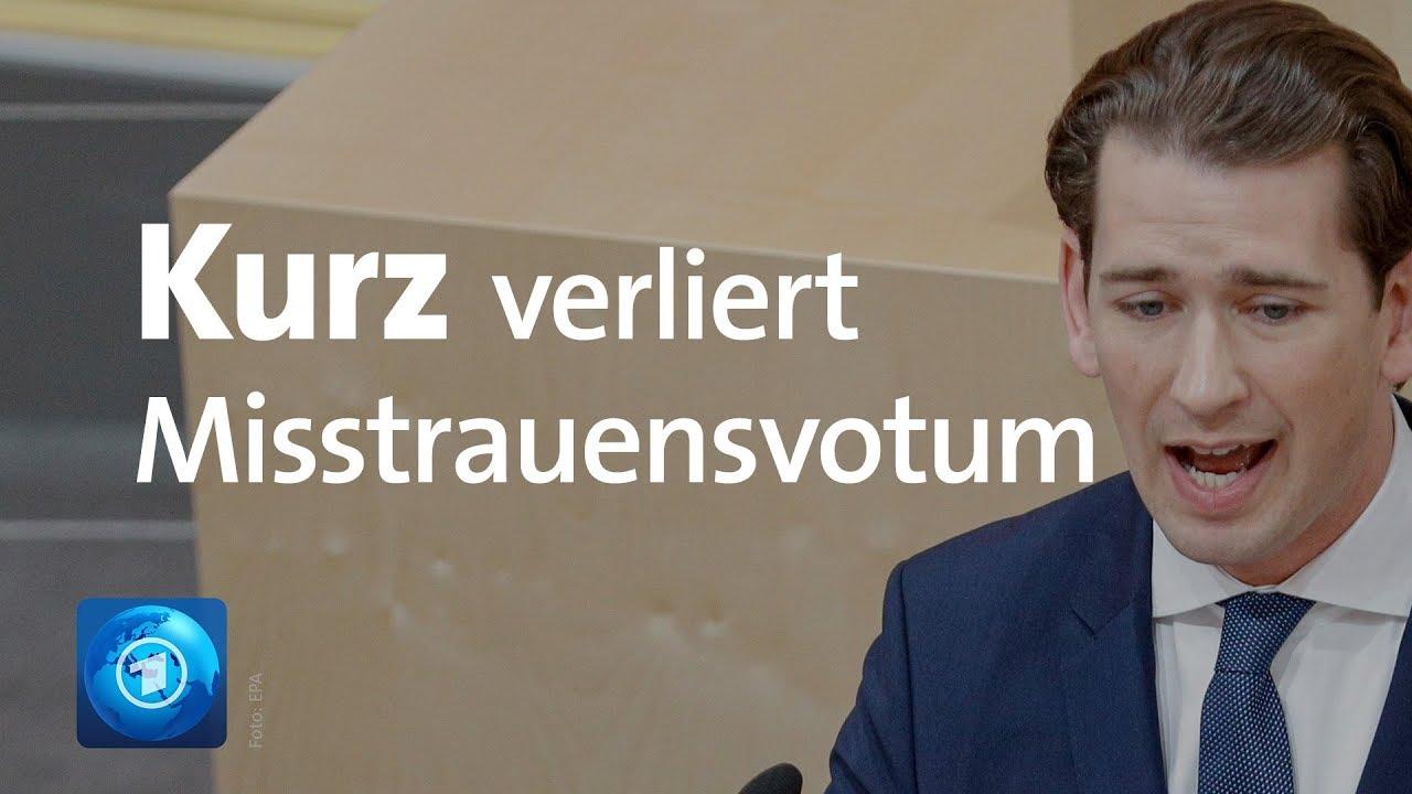österreich Misstrauensvotum