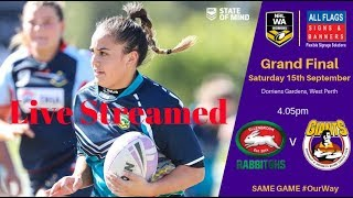 2018 All Flags Signs & Banners Women's Grand Final