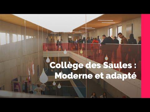 Eybens : Le collège des Saules, un établissement moderne et adapté